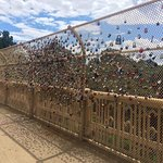 Locks of Love bridge