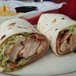 Chicken Bacon Wrap