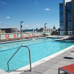 Our pool access M-F!