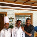 With Chef Sajeevan & Chef Sasi