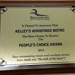 Kelley's Woodfired Bistro