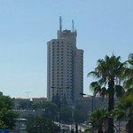 Crowne Plaza Hotel Jerusalem Foto