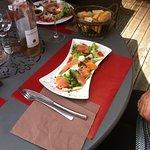 le restaurant les figuiers cuisine rafinee merci guitou