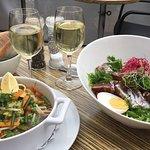 Foto de Restaurant De Gouden Karpel Vismarkt 9 -1 8000 Brugge