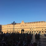 Photo de Salamanca's Plaza Mayor