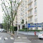 Foto de BEST WESTERN Hotel Plaisance - Villefranche-sur-Saone