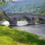 bridge over the river neaerby