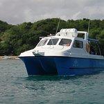 Gili Cat Fast Boat Foto