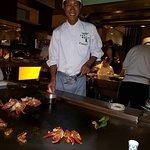 Our chef Motoki