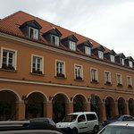 Mamaison Hotel Le Regina Warsaw from the Outside