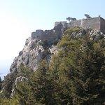 Monolithos Castle Foto