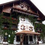 Romantik Hotel Spielmann Foto