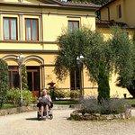 Photo de Hotel Villa Betania