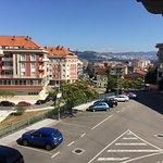 Al fondo la Ria de Vigo