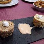 Paté de Cabracho y de Marisco