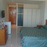 Hotel Central Playa habitación 608