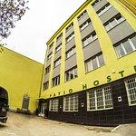 Patio Hostel Foto