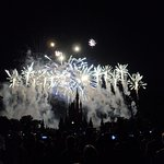 Wishes Fireworks Foto