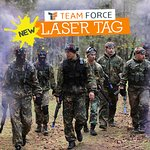 Laser Tag for players aged 8+