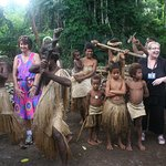 Cultural village IAROFA - friendly group