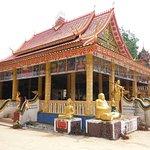 Wat at Vang Vieng