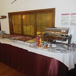 Il buffet salato