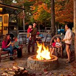 Williamsburg KOA Campground Foto