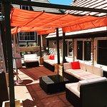 Outdoor patio is open!
