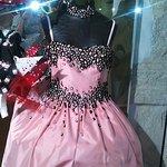 robe avec des bonbons