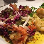Scallop and Shrimp Appetizer