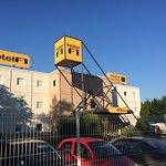 hotelF1 Mulhouse Bale Aeroport
