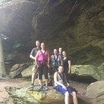 Soaring Cliffs Zip Line Course Foto