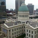 Window View - Hyatt Regency St. Louis at The Arch Photo