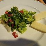 Insalatina con formaggi