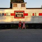Red Caboose Motel, Restaurant & Gift Shop照片