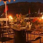 Nirvana House Rooftop Restaurant Foto