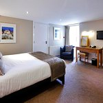 The Champagne Suite Secondary Bedroom