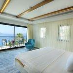 Deniz Manzaralı Delux Oda / Delux Room with Seaview