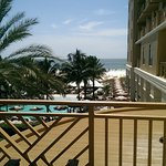 """third floor """"gulf"""" view. big disappointment."""