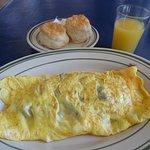 Basic omelet