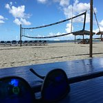 The beach and pool volley ball is good fun, work off some of the all-inclusive calories