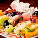 Famous Greek Salads
