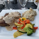 the meatloaf entree