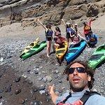 Photo de Santorini Sea Kayak - Day Tours