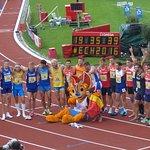 European Athletic Championships