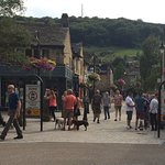 Centre oh Hebden Bridge