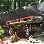 Legend of Big Foot Foto