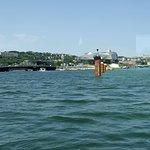 Point de confluence Saône