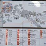 map of both resorts