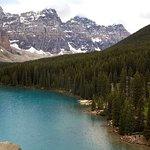 Moraine Lake Lodge Resmi